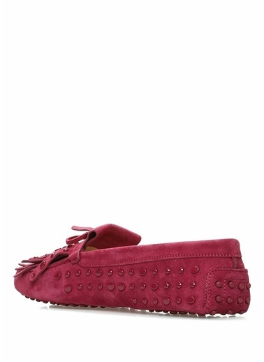 Tod's Loafer Pembe